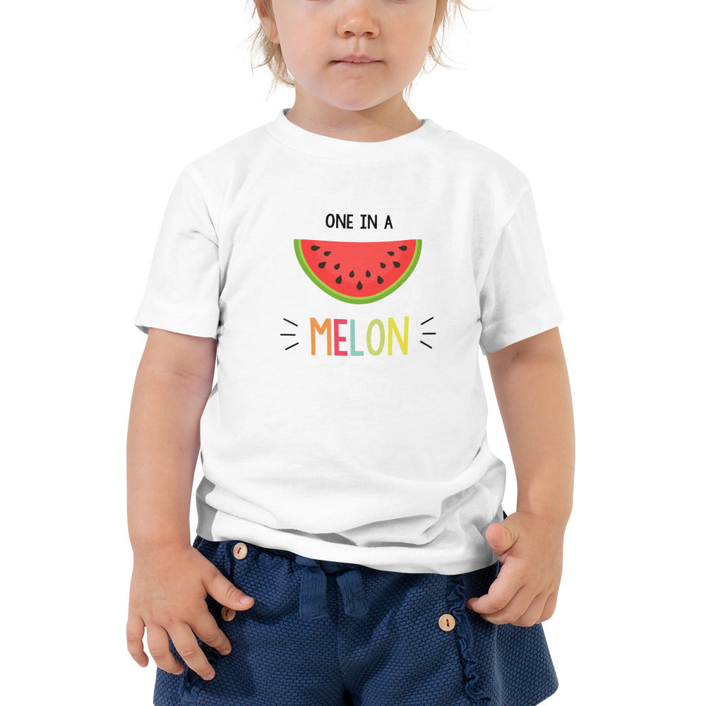 Toddler One in a Melon Tee