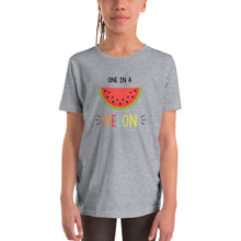 Load image into Gallery viewer, Youth One in a Melon Tee
