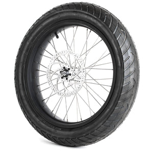 Semi-Slick 20 x 4 Inch Fat Bike Tire