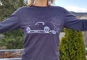 Rust Vintage Marketplace Mustang T-Shirt