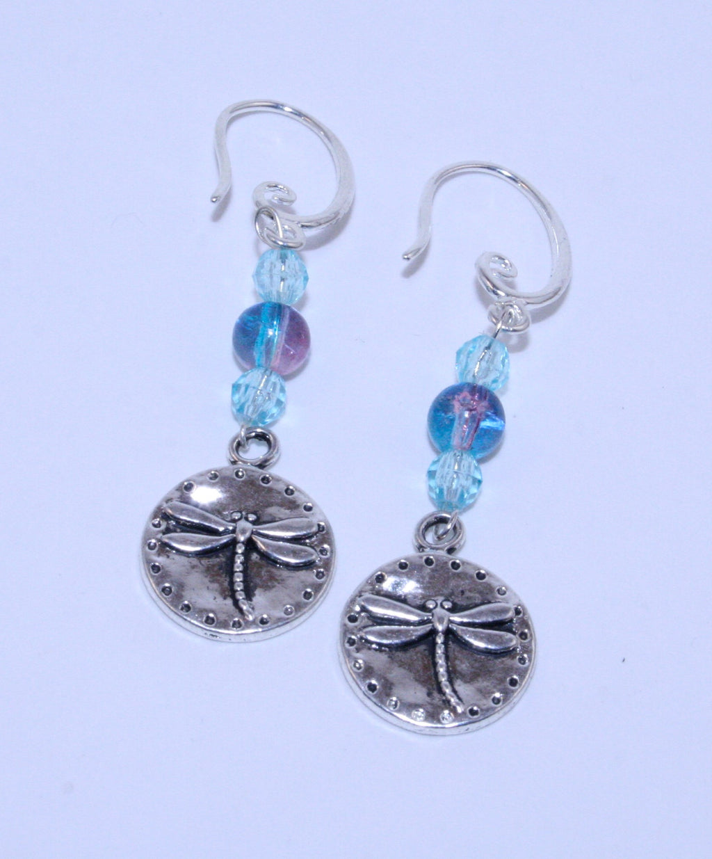 Peace Crane Earrings