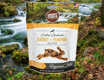 Central Lowlands Rabbit + Pumpkin Dog Treats