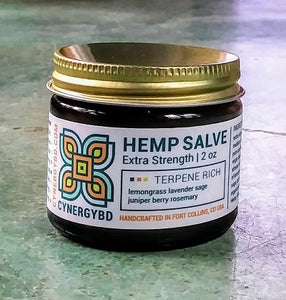 Hemp Salve 2oz