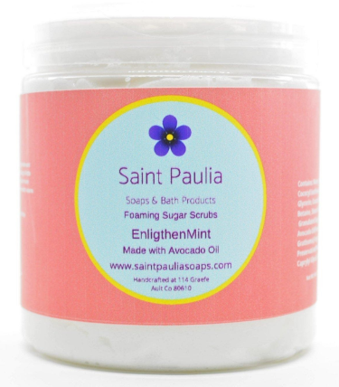 EnlightenMint Sugar Scrub