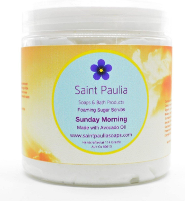 Sunday Morning Sugar Scrubs