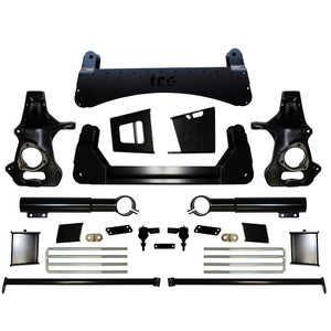 2014-2018 7″ CHEVY / GMC 1500 STEEL SUSPENSION 4WD BASIC KIT