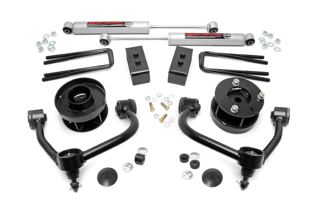 3IN FORD BOLT-ON LIFT KIT (11-13 F-150 4WD)