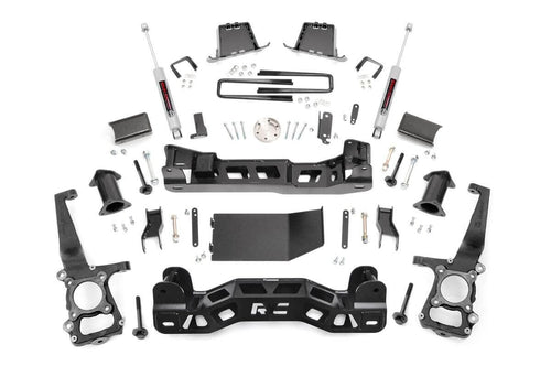 6IN FORD SUSPENSION LIFT KIT (15-18 F-150 4WD)