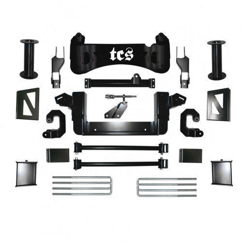 2014-2018 10″ CHEVY / GMC 1500 4WD/2WD BASIC KIT