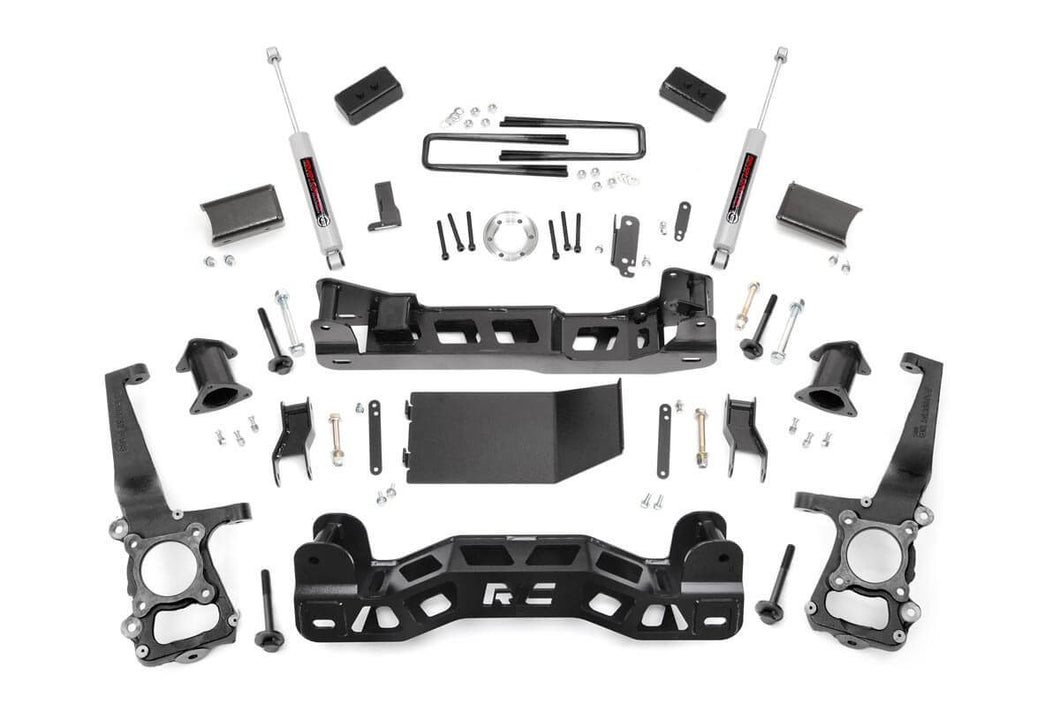 4IN FORD SUSPENSION LIFT KIT (2014 F-150 4WD)