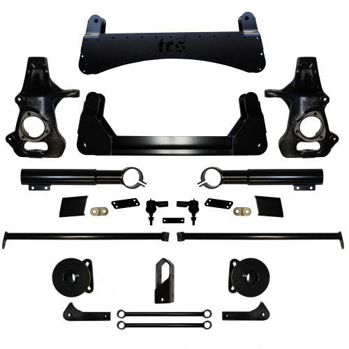 1999-2006 7″ CHEVY / GMC SUV 1500 2WD BASIC SUSPENSION KIT