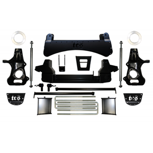 1999-2006 7″ CHEVY / GMC 1500 4WD BASIC KIT