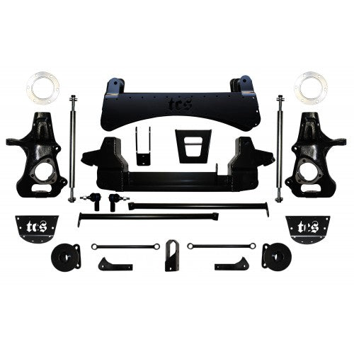 1999-2006 7″ CHEVY / GMC SUV 1500 4WD BASIC KIT