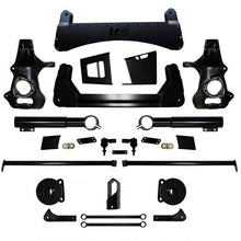 Load image into Gallery viewer, 2007-2013 7″ CHEVY / GMC 6LUG SUV 4WD LIFT KIT