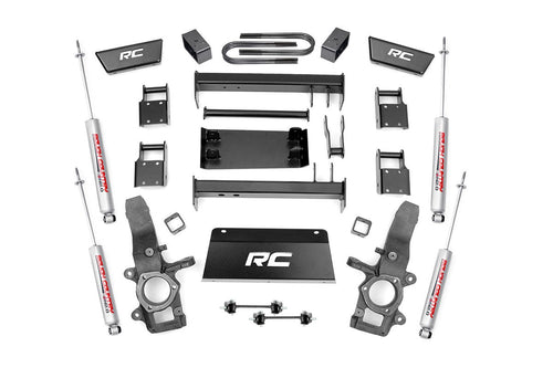 2000-03 F150 4WD 5IN FORD SUSPENSION LIFT KIT