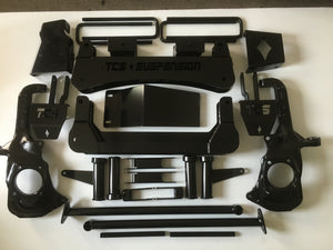 2011-2019 7″ CHEVY / GMC 2500HD / 3500HD 4WD BASIC KIT