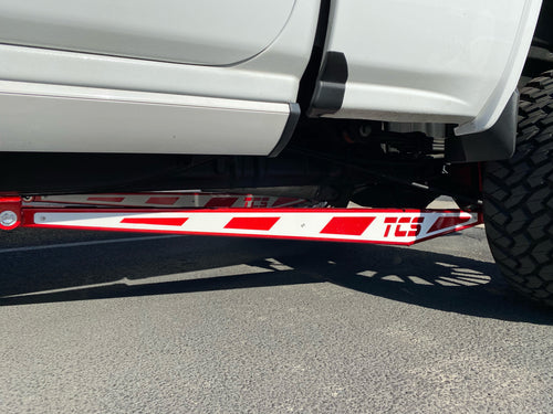 2001-2010 CHV/GM BOXED TCS TRACTION BARS