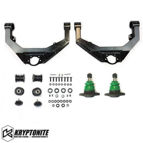 KRYPTONITE UPPER CONTROL ARMS 2001-2010 Chevy/GMC 2500HD/3500 HD