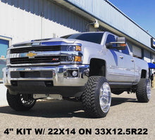 Load image into Gallery viewer, TCS 2011-2019 4″ CHEVY / GMC 2500HD/3500HD 2WD/4WD BASIC KIT