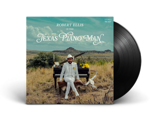 Texas Piano Man on Vinyl