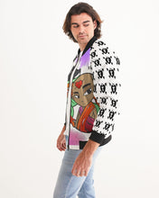 Load image into Gallery viewer, I'm Everything You Think Of Me... Plus More. Bomber Jacket