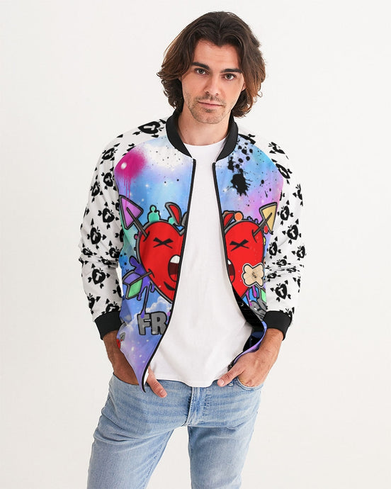 AKIO Heal My Love Bomber Jacket