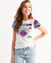 Load image into Gallery viewer, Chika LOVE Me RIGHT  Women's Tee
