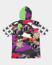 Load image into Gallery viewer, SOMETHING STRANGE X13 Premium Heavyweight Short Sleeve  Hoodie