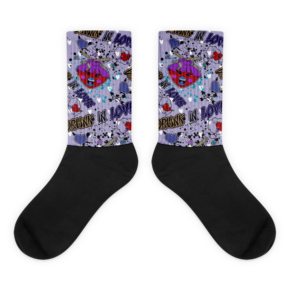 Love Me Right Princess Chika Socks