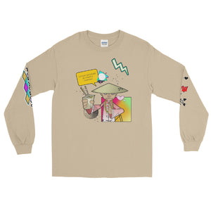 EAT NOW !!!Long Sleeve T-Shirt