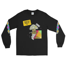 Load image into Gallery viewer, MASTER SHROOM - STAY WOKE Long Sleeve T-Shirt