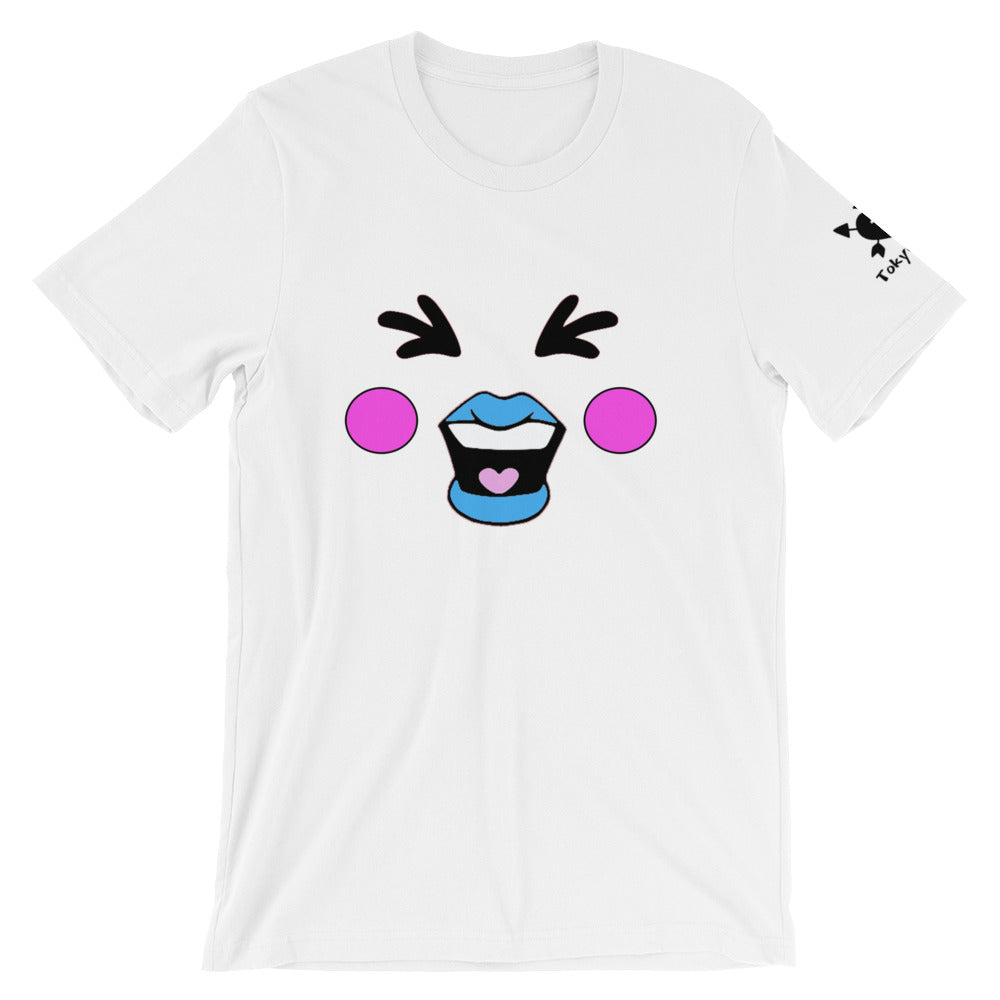 Chika Face #1 Short-Sleeve T-Shirt