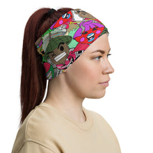 Load image into Gallery viewer, Tokyolove Neck Gaiter /Head Scarf / Face Mask