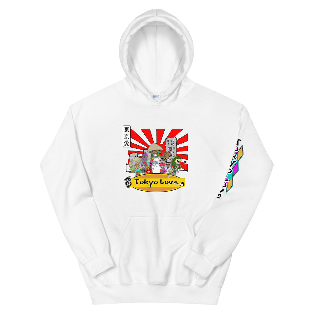UNITY Hooded Sweatshirt