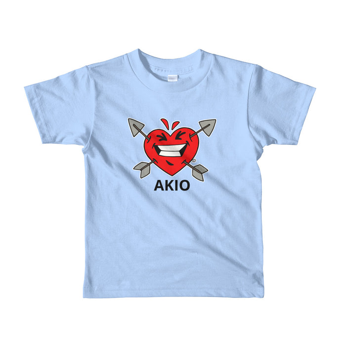 AKIO Young Warrior kids t-shirt