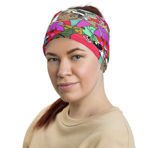 Tokyolove Neck Gaiter /Head Scarf / Face Mask