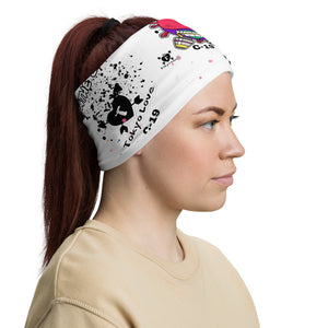 BREATHE EASY Neck Gaiter/ Face Mask/ Head Scarf