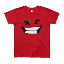 Load image into Gallery viewer, Akio Face #1 Youth Short Sleeve T-Shirt-kids
