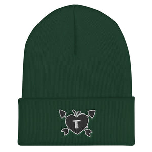 Tokyolove Embroidered LOGO Beanie