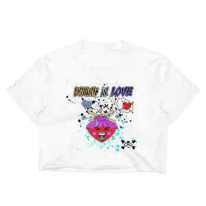 Drunk In Love Princess CHIKA Crop Top