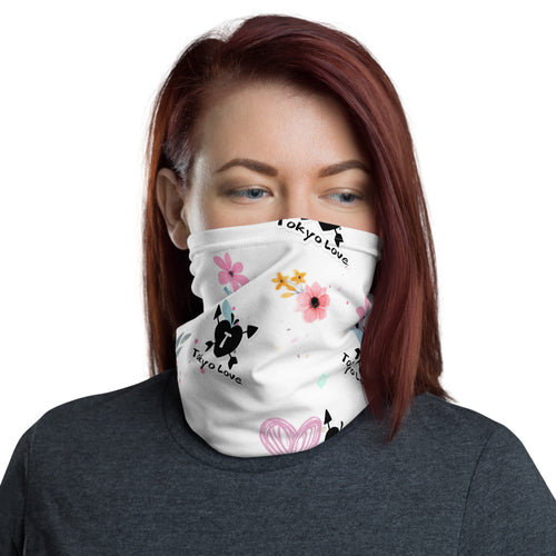 SMOOTH BREATHE EASY Neck Gaiter / Head Scarf / Face Mask #1