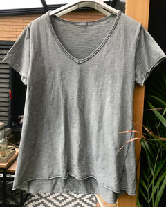 CAMISETA WASHED