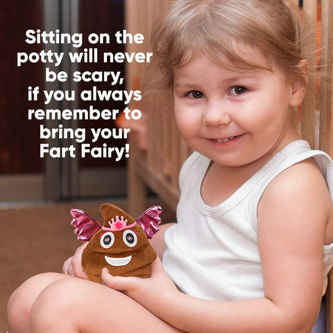 Image of Fart Fairy Poop Emoji
