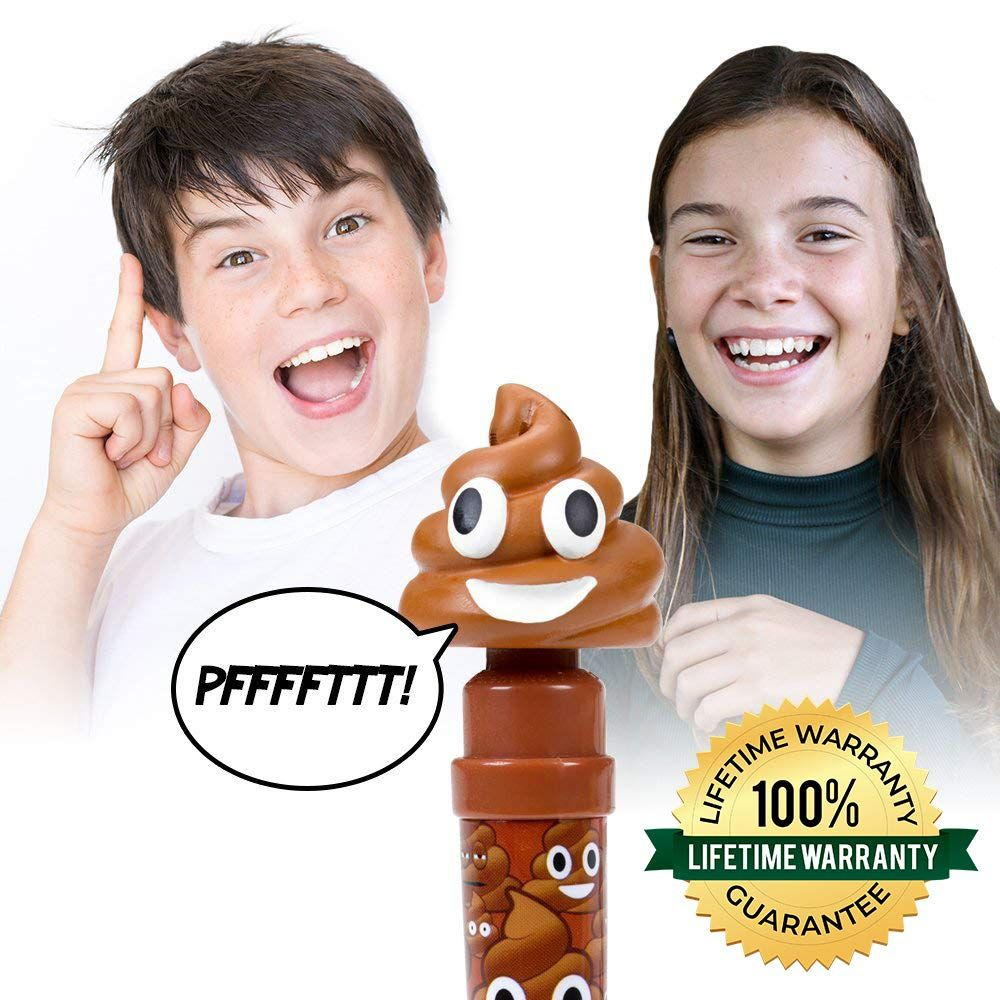Talking Emoji Poop Pen