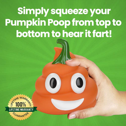 Image of Halloween Poop Emoji