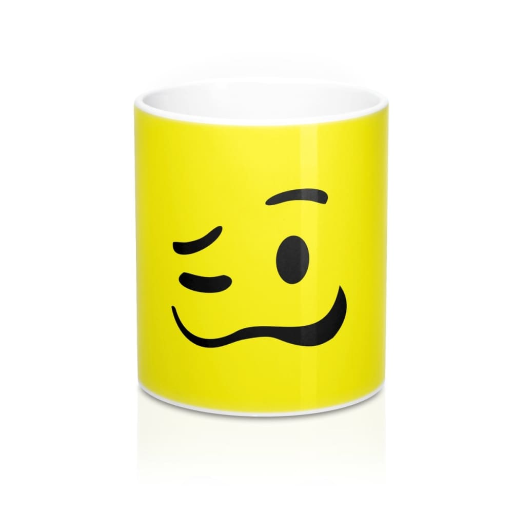 Drunk Emoji Face Mug - 11oz - Mug