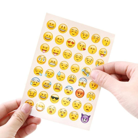 Image of Emoji Stickers