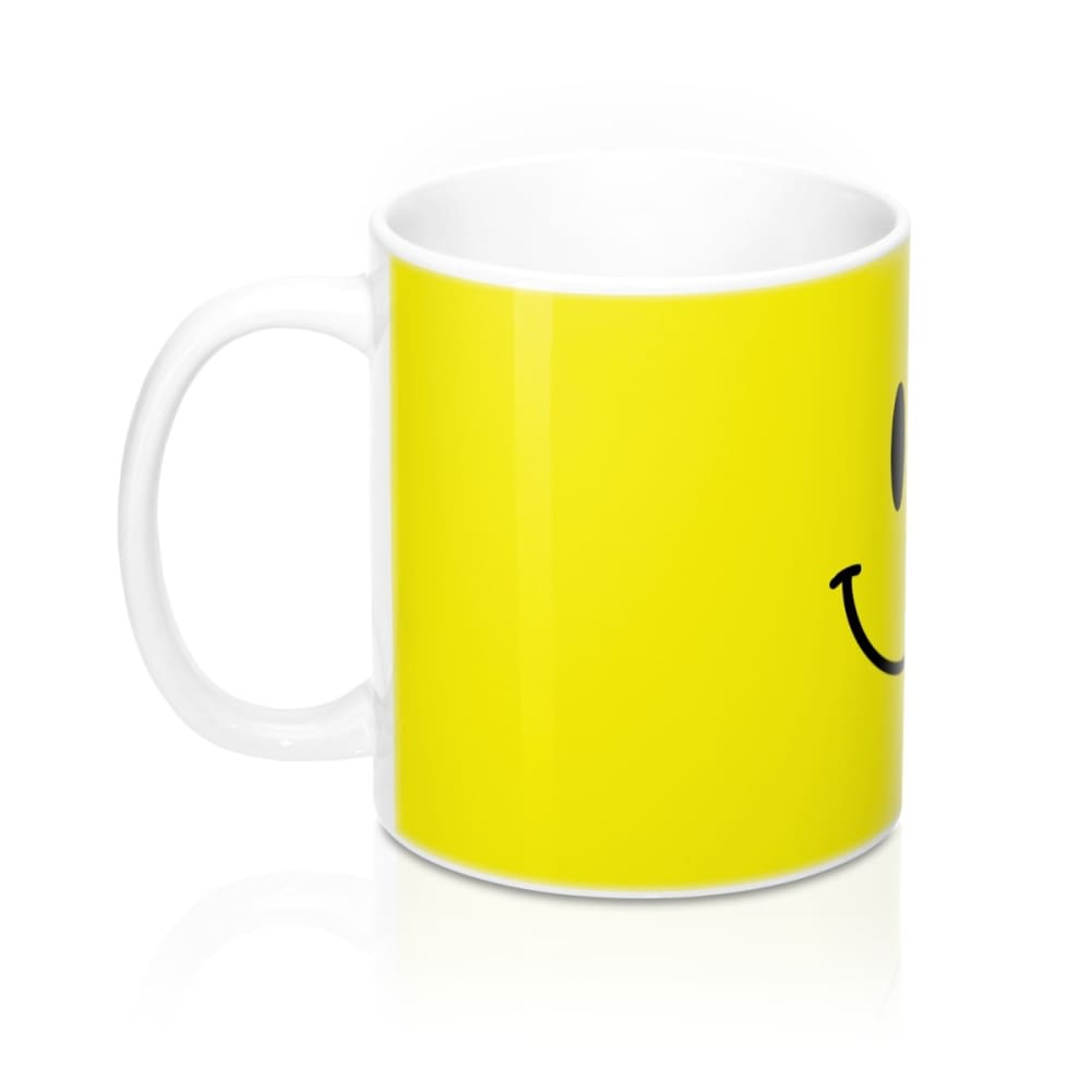 Happy Emoji Face Mug - Mug