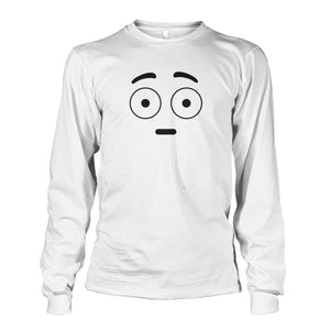 Shocked Face Long Sleeve