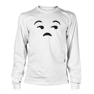 Unamused Face Long Sleeve